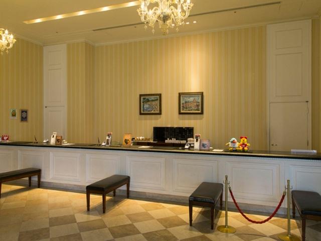 ホテル日航ハウステンボス フロント