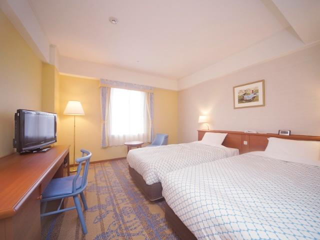 ホテル日航ハウステンボス スタンダードツイン 22㎡