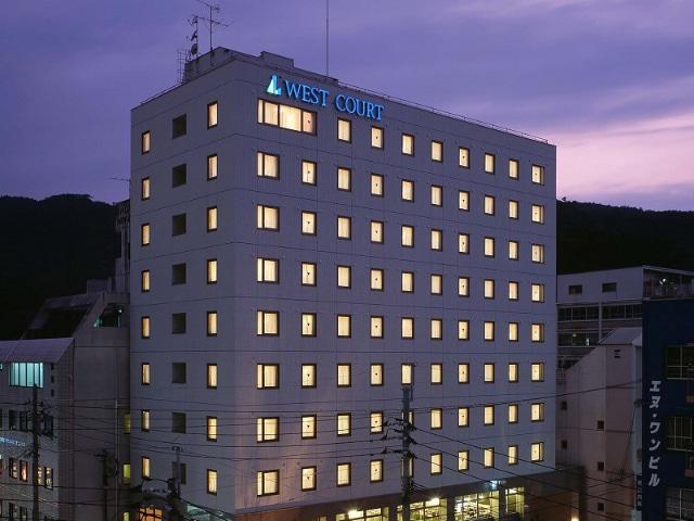 ホテルウエストコート奄美 外観