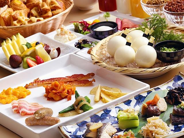 ウォーターマークホテル長崎・ハウステンボス 朝食