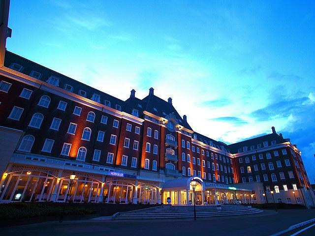 ウォーターマークホテル長崎・ハウステンボス 外観(夜)