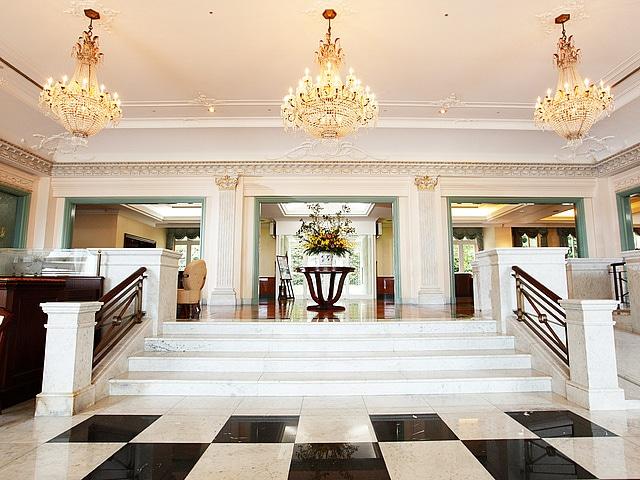 ウォーターマークホテル長崎・ハウステンボス ロビー