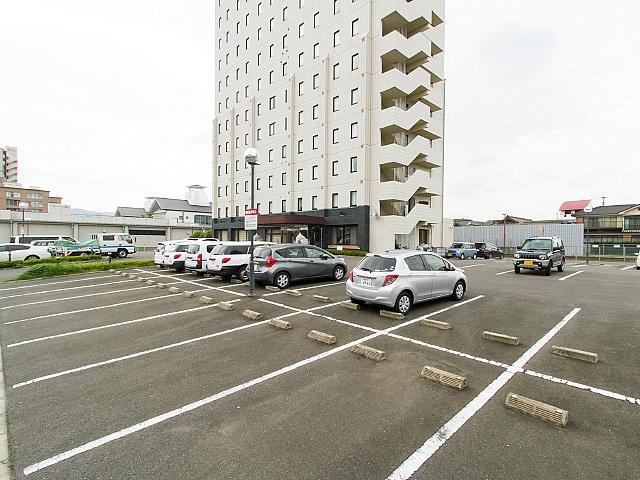 セントラルホテル伊万里 駐車場