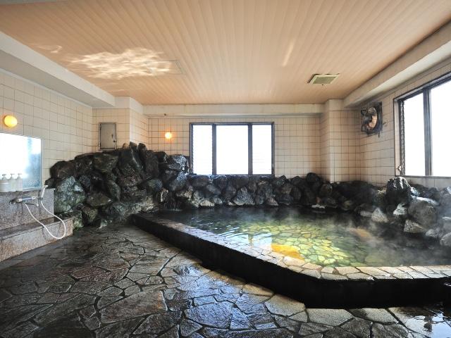 ホテルサンバリー 【アネックス館】岩風呂