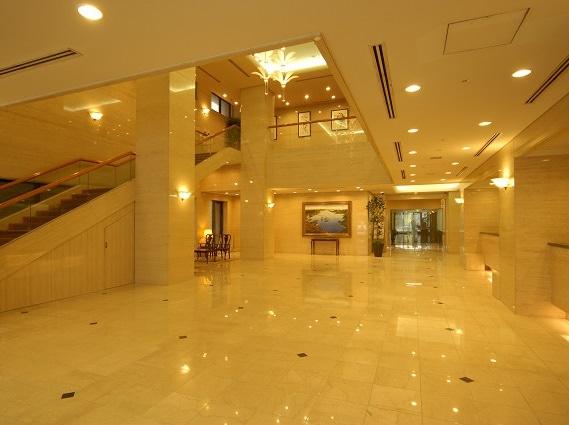 ホテルJALシティ長崎 ロビー