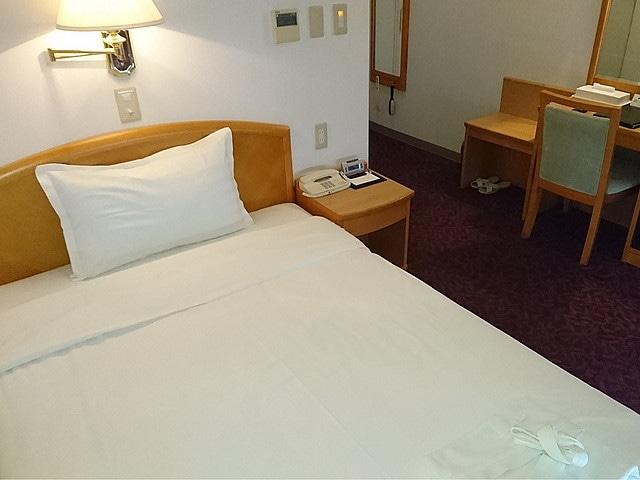 ホテルグランドオーシャンリゾート シングルルーム