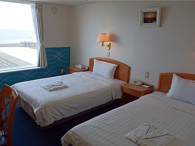 ホテルグランドオーシャンリゾート ツインルーム 20.71㎡