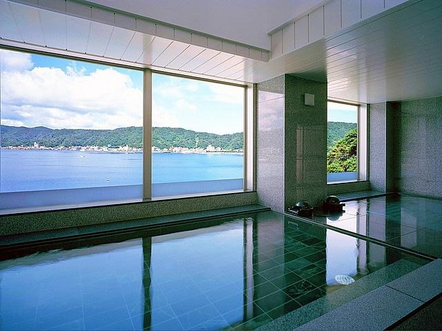 奄美山羊島ホテル 展望天照石大浴場