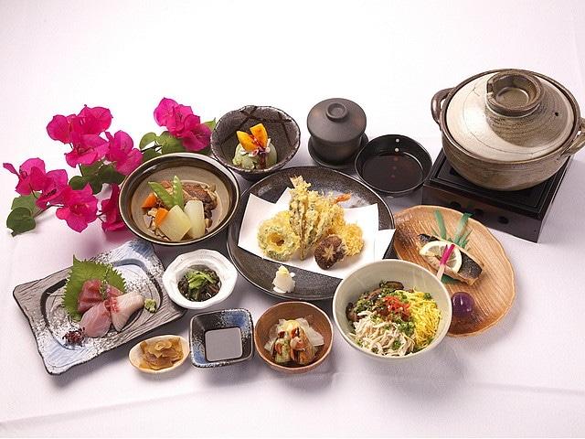 奄美山羊島ホテル 奄美和風会席 イメージ