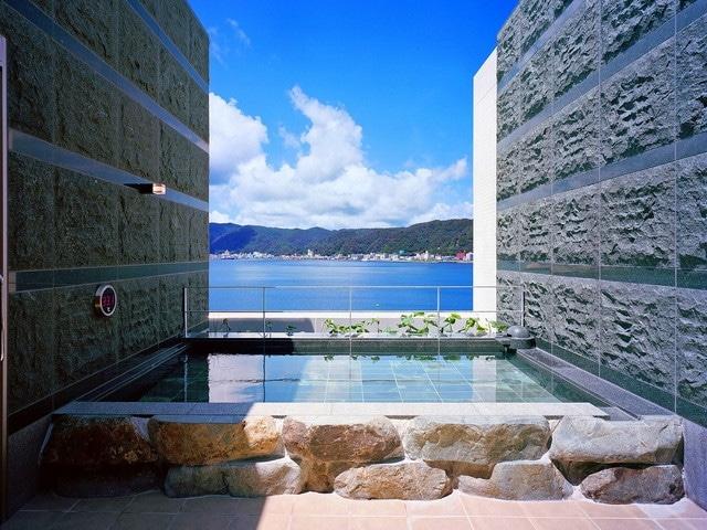 奄美山羊島ホテル 展望露天風呂