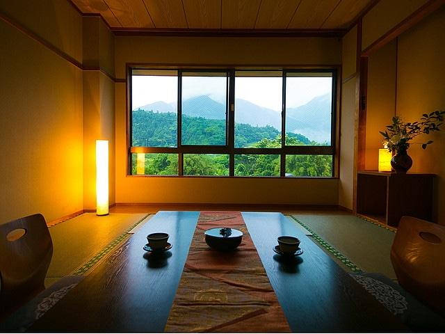 屋久島 田代別館 和室 客室一例