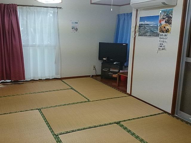 民宿 金見荘 客室(バス・トイレなし)