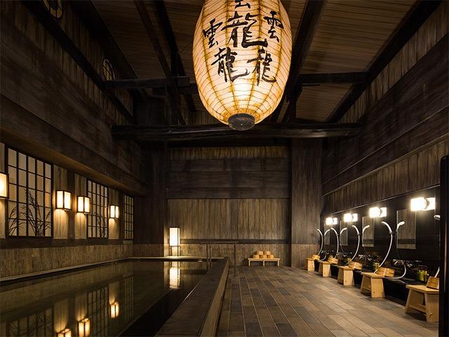 ラ・ジェント・ステイ札幌大通 天然温泉「ぽんの湯(3F)」