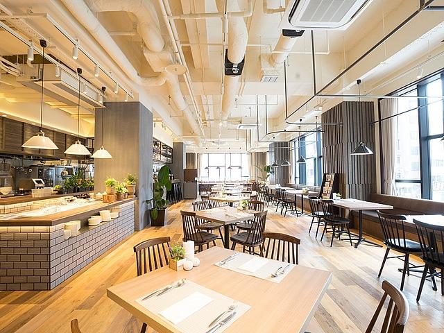 ラ・ジェント・ステイ札幌大通 All Day Dining Northern Kitchenn(ノーザンキッチン)