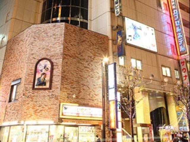 新宿区役所前カプセルホテルイメージ