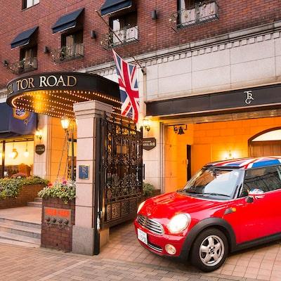 神戸トアロードホテル山楽イメージ