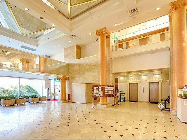 リゾートホテルベルパライソ ロビー