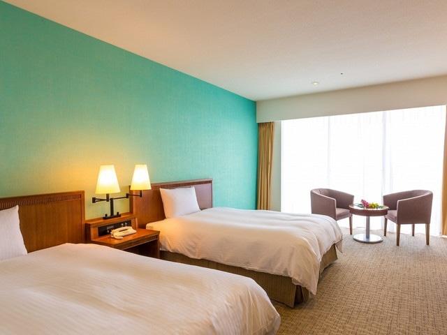 コスタビスタ沖縄ホテル&スパ デラックスツイン