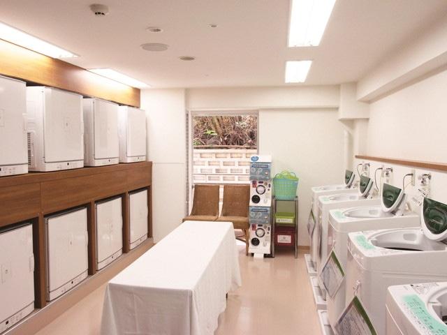 コスタビスタ沖縄ホテル&スパ ランドリールーム