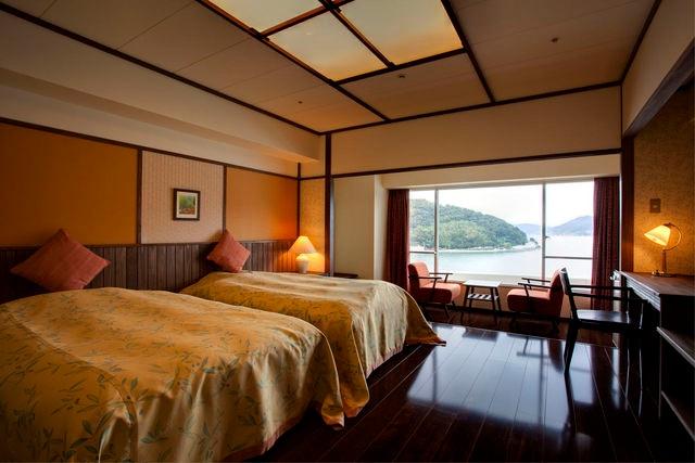 小豆島温泉 ベイリゾートホテル小豆島 ツイン