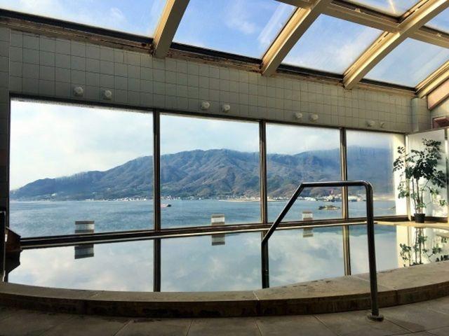 小豆島温泉 ベイリゾートホテル小豆島 大浴場