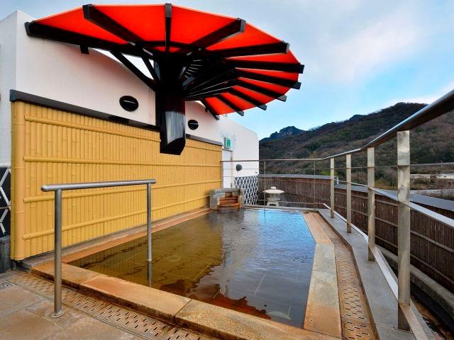 小豆島温泉 ベイリゾートホテル小豆島 露天風呂
