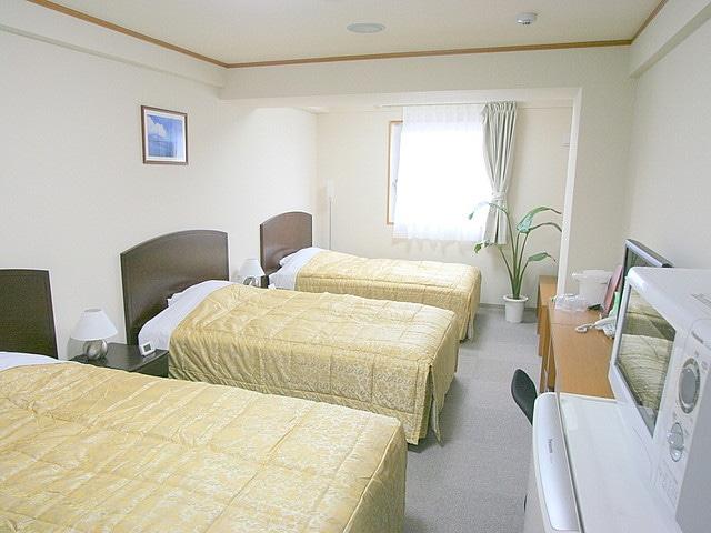 ホテルピースアイランド宮古島 トリプル(一例)
