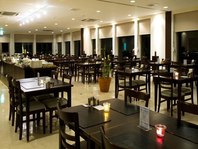 アイランドホテル与那国 レストラン『サザンクロス』