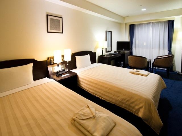 アイランドホテル与那国 ツイン ルーム(一例) 36㎡