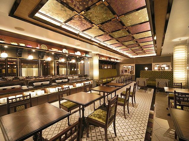 京都タワーホテルアネックス レストラン
