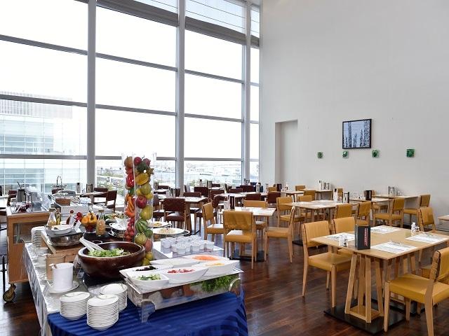 ホテル日航新潟 西洋料理「SERENA」