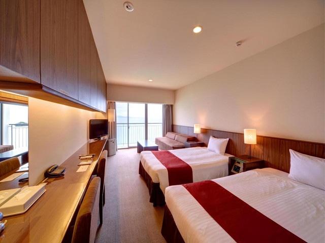 ホテルリゾネックス名護 東館客室一例