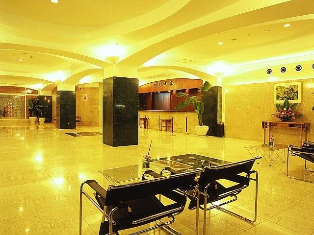 南西観光ホテル ロビー