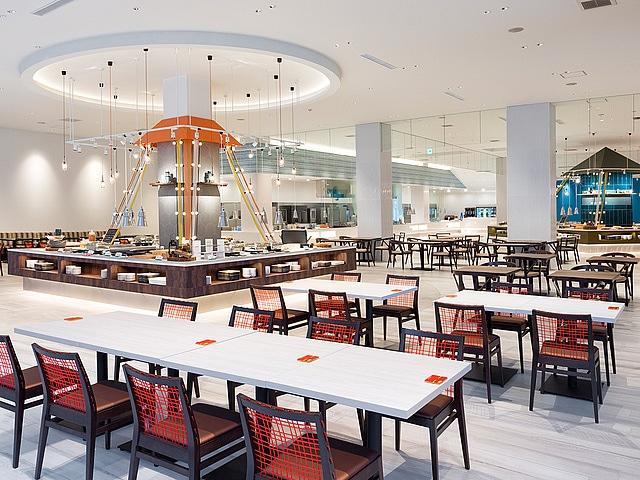 きたゆざわ 森のソラニワ レストラン「ア・ラ・ソーヤ」
