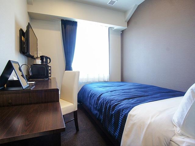 【横浜】ホテルリブマックス横浜元町駅前 シングルルーム