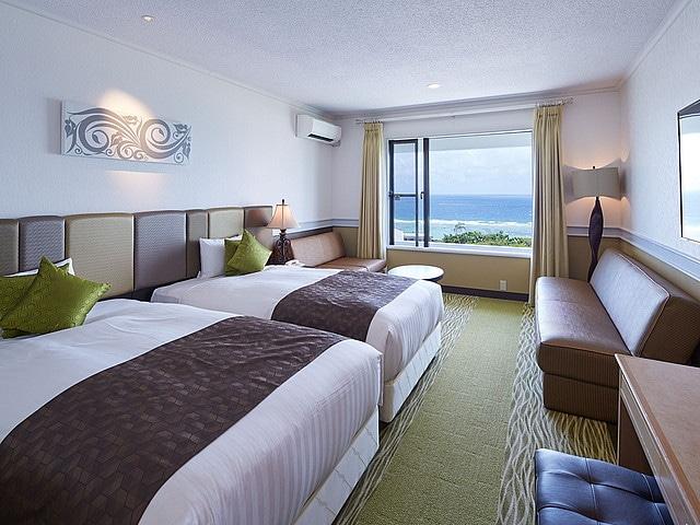 センチュリオンホテルリゾートヴィンテージ沖縄美ら海 客室一例