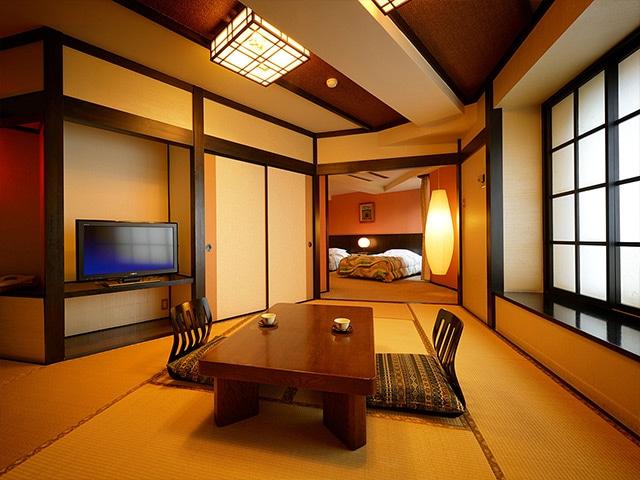 ホテル大平原 民芸調