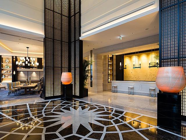 プレミアホテル-CABIN-大阪  エントランスロビー