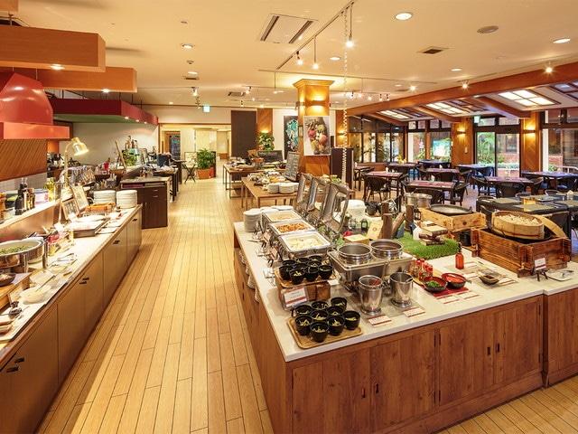 フサキビーチリゾートホテル&ヴィラズ  Cafe & Restaurant Natura
