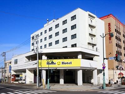 小樽グリーンホテル 別館外観