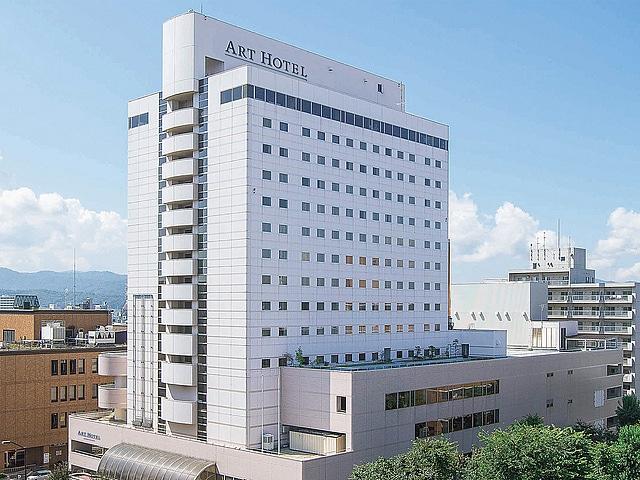 アートホテル旭川 外観