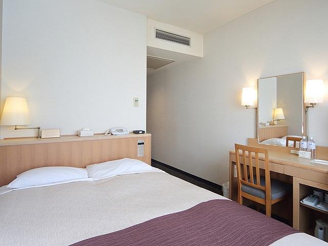 【有明】東京ベイ有明ワシントンホテル セミダブルルーム