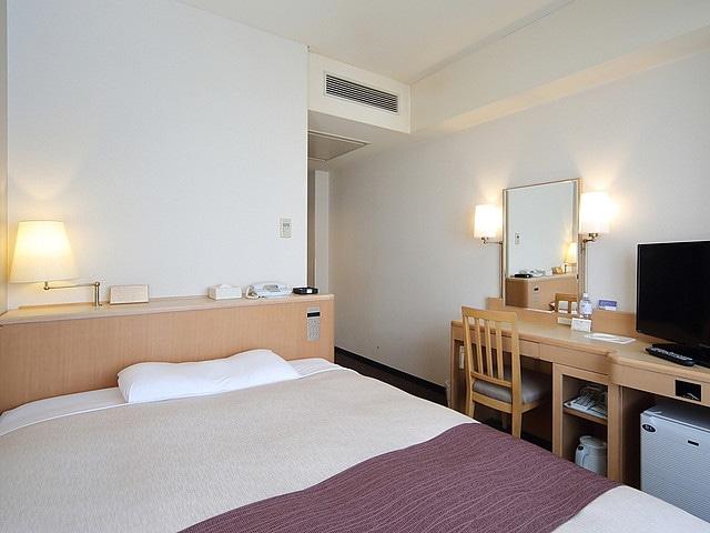 【有明】東京ベイ有明ワシントンホテル シングルルーム