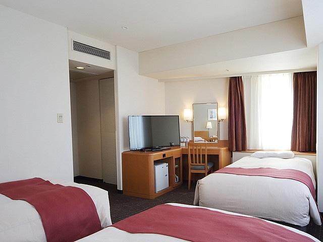 【有明】東京ベイ有明ワシントンホテル トリプルルーム
