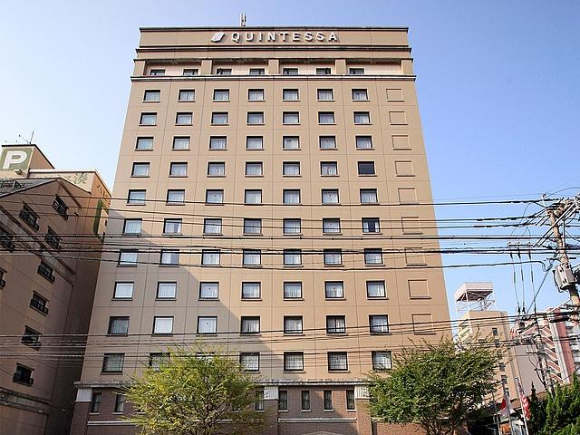クインテッサホテル佐世保 外観