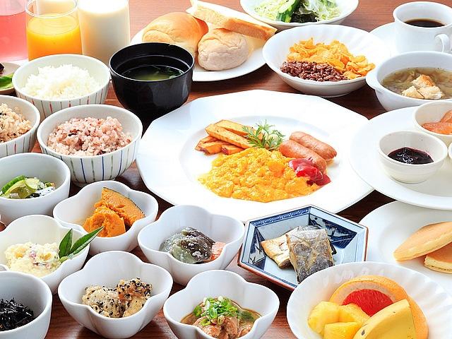 クインテッサホテル佐世保 朝食イメージ