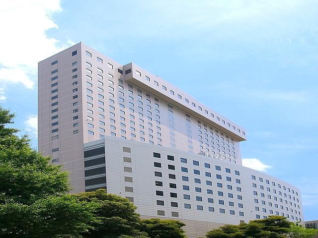 第一ホテル両国 外観