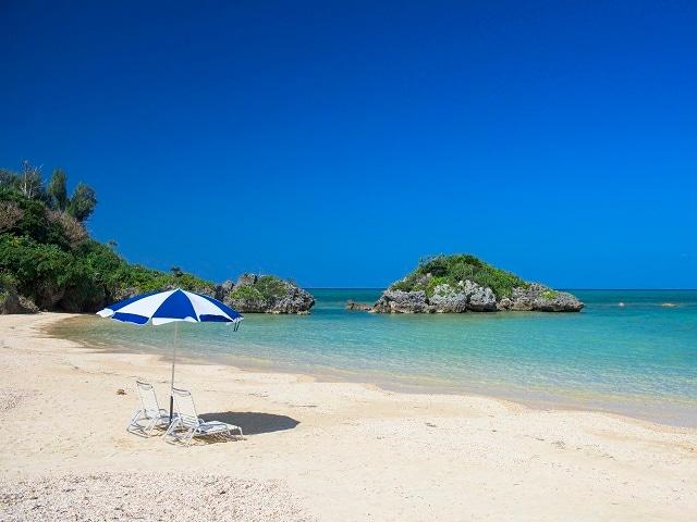 ベストウェスタン沖縄恩納ビーチ ビーチ