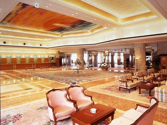 知床第一ホテル ロビー