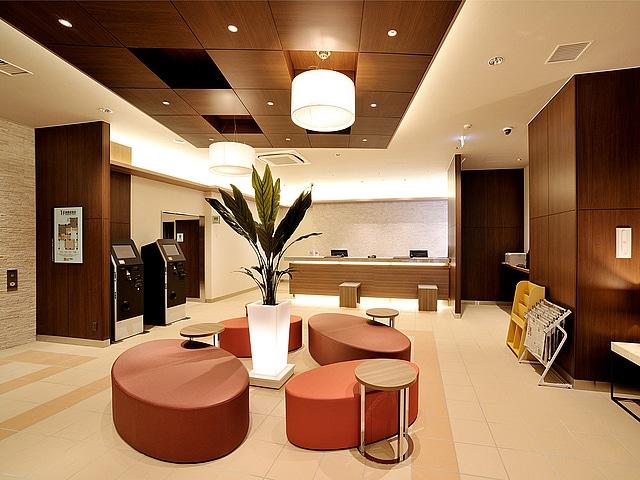 ホテルネッツ札幌 ロビー